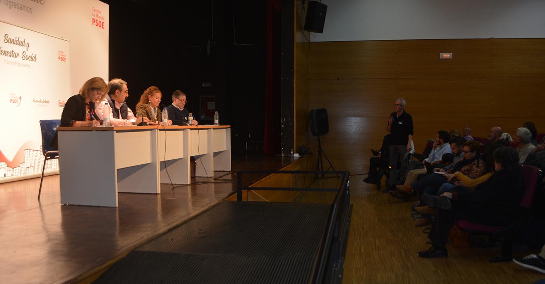 """EL PSOE de Castilla-La Mancha apuesta por una próxima legislatura siendo """"referentes en el país en el sistema de protección social"""""""