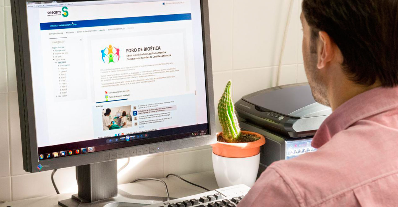 La Consejería de Sanidad pone en marcha el Foro de Bioética a través de una plataforma 'online'