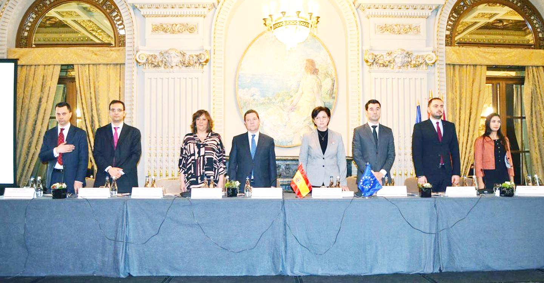 El Gobierno de Castilla-La Mancha abrirá una línea de colaboración con el Ejecutivo rumano en materia de investigación e innovación agrícola