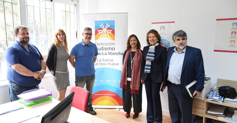 El Gobierno de Castilla-La Mancha destaca la importancia de concienciar a la ciudadanía sobre el trastorno del espectro del autismo para conseguir la inclusión en la comunidad