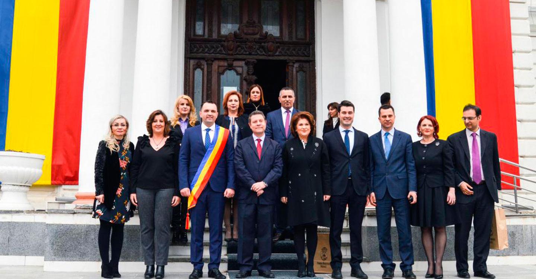 El presidente de Castilla-La Mancha reivindica la permanencia del 100% de los fondos europeos de la Política Agraria Común, PAC