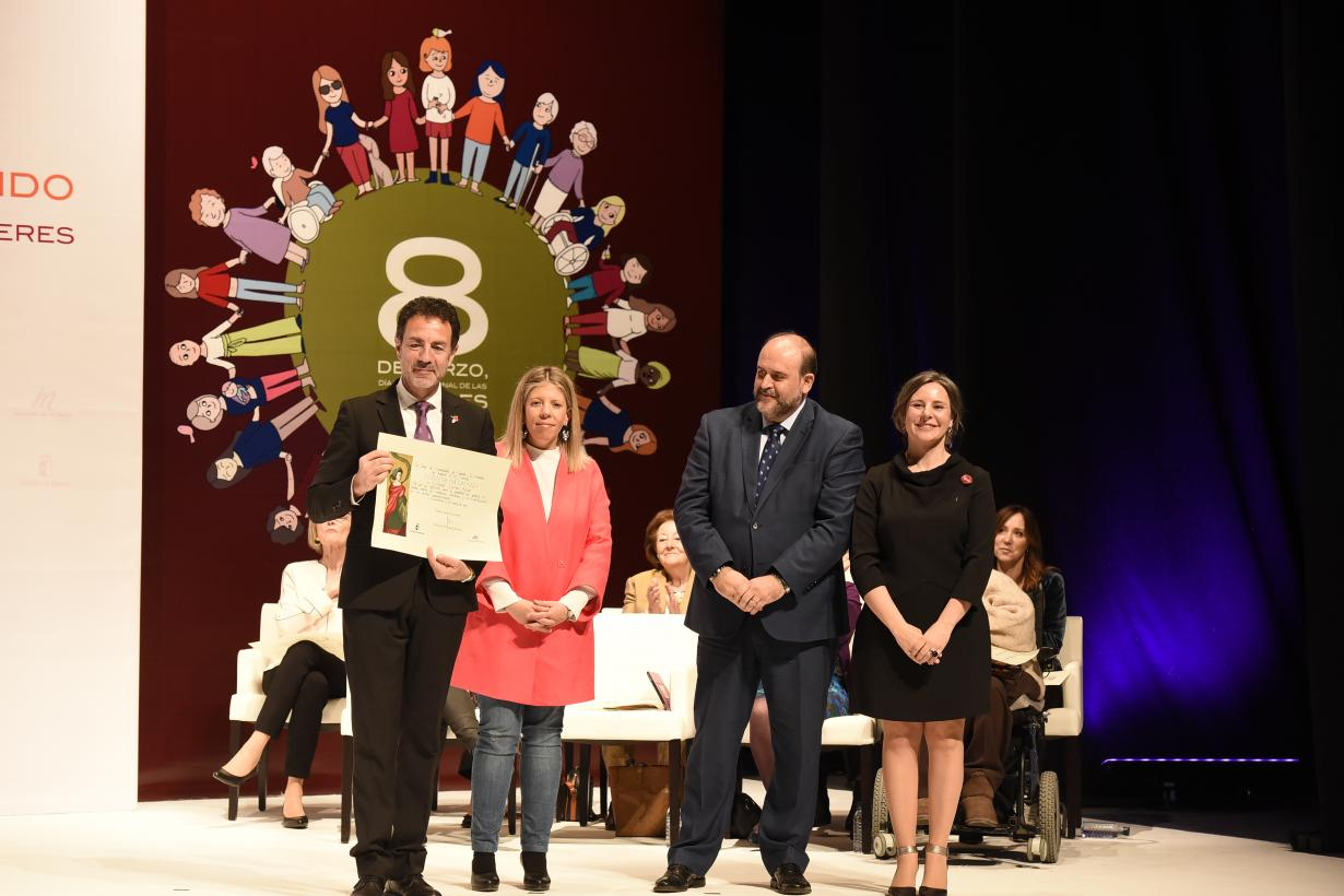 El Gobierno regional convoca el IV Premio a la Igualdad de Género 'Luisa de Medrano'