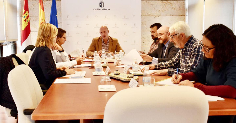 Reunida la Comisión que determinará los Reconocimientos a la Iniciativa Social de Castilla-La Mancha 2018