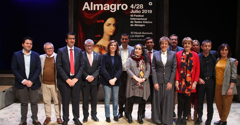 El Gobierno regional apela al entendimiento entre instituciones para que el Festival de Almagro supere ediciones con una hoja de ruta clara