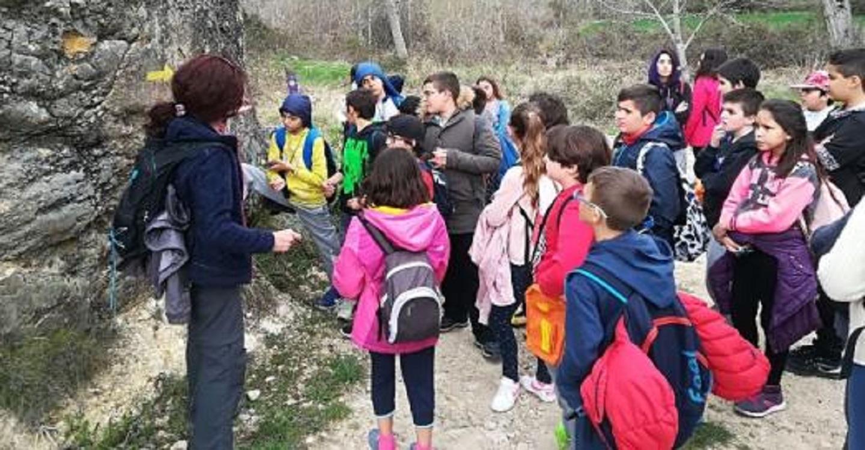 Cerca de 2.000 alumnos de Castilla-La Mancha han descubierto los parajes naturales gracias a las actividades organizadas por el Gobierno regional