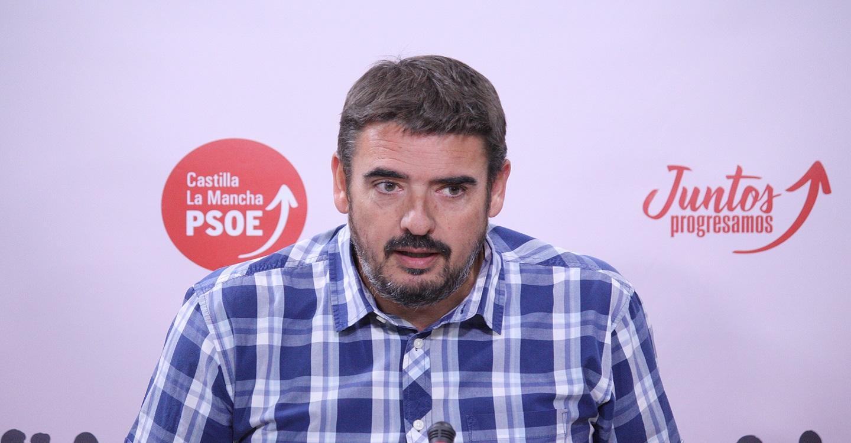 """Rafael Esteban """"El candidato del PP de C-LM debe romper totalmente con las políticas de Cospedal y de los que han estado a su alrededor"""""""