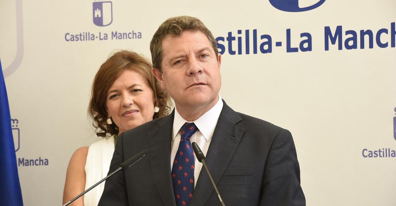 El presidente García-Page suscribe este martes el convenio de colaboración que garantiza la sostenibilidad de la UCLM hasta 2021