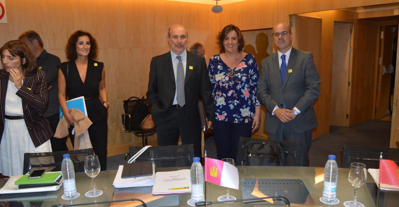 Castilla-La Mancha propone al Ministerio de Industria que el apoyo financiero al sector industrial contemple las particularidades de cada territorio