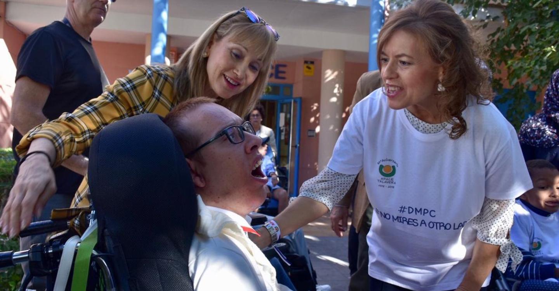 El Gobierno de Castilla-La Mancha invierte 77.000 euros en la adecuación y mejora del Centro de Día de APACE en Talavera de la Reina