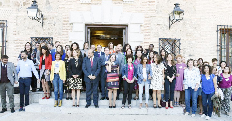 """García-Page asegura que la igualdad entre hombres y mujeres es """"la igualdad de las igualdades"""""""