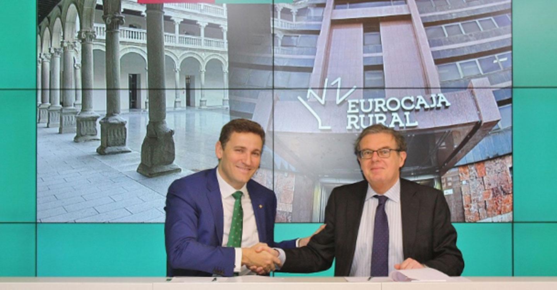 Fundación Eurocaja Rural y UCLM renuevan el convenio de su Cátedra