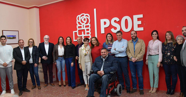 """Cristina Maestre asegura que """"los verdaderos patriotas son los que permiten avanzar en derechos y libertades y no los que recortan"""""""