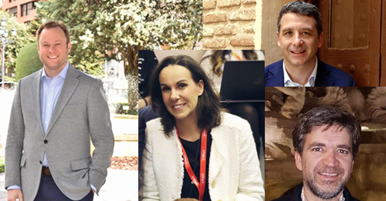 Cs C-LM confirma a sus cabezas de lista a los ayuntamientos de Toledo, Ciudad Real, Albacete y Guadalajara
