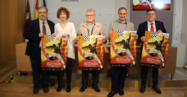 Un total de 26 compañías, 15 de la región, participarán en una nueva edición de la Feria de Artes Escénicas y Musicales