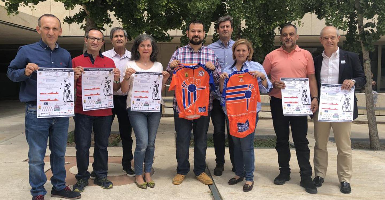 Más de 650 participantes de toda España se darán cita el próximo sábado en la 2ª Marcha Ciclista Gran Fondo y Fondo Menasalbas