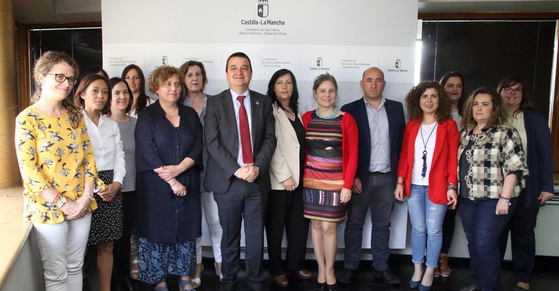 Castilla -La Mancha contará con el Estatuto de la Mujeres Rurales, con rango de Ley
