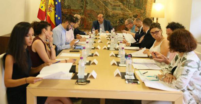 Castilla-La Mancha muestra su compromiso a colaborar con el Gobierno de España en el cumplimiento de los objetivos de la Agenda 2030