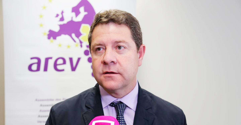 García-Page muestra su satisfacción por el nuevo récord en exportación del conjunto de la producción del sector vitivinícola batido por la región con 904 millones de euros