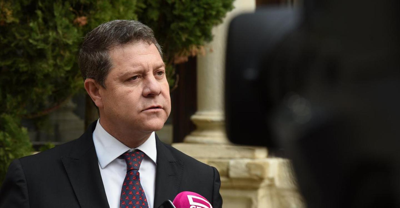 """García-Page exige disculpas por la decisión """"mal tomada y cabezonamente ejecutada"""" de instalar un basurero nuclear en Villar de Cañas"""