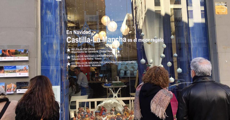 Más de 32.000 personas han pasado por la Oficina de Promoción Turística de Castilla-La Mancha en la Gran Vía de Madrid