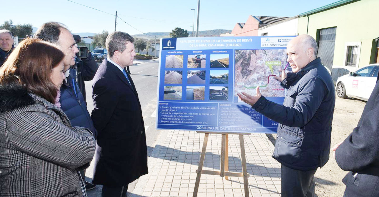 El Gobierno regional afronta la reunión con el ministro Ábalos con la prioridad de que se ejecuten las inversiones de los proyectos de la comunidad que llevan años parados