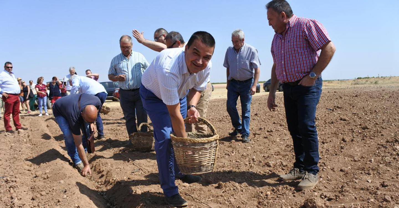 El Gobierno regional potencia la diferenciación del azafrán de la DO La Mancha a través de la promoción del producto en la restauración