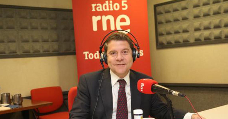 """El presidente García-Page plantea al Gobierno """"avanzar parcialmente"""" en la financiación autonómica con la dependencia y la sanidad"""