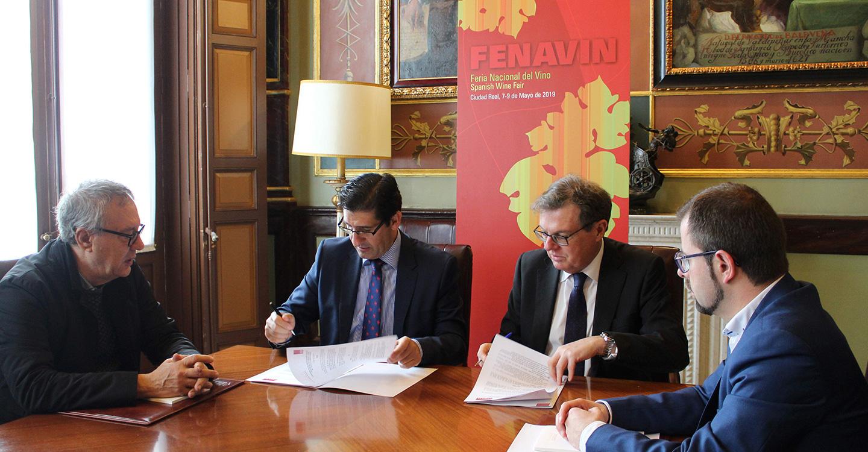Las bodegas que asistan a FENAVIN 2019 podrán aprovechar los últimos avances en investigación de la UCLM