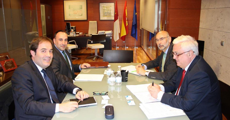 El Gobierno de Castilla-La Mancha inicia reuniones con entidades financieras para solventar la situación de las personas afectadas por el caso iDental
