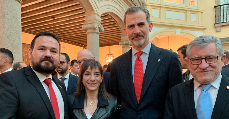 El Gobierno regional felicita a Sandra Sánchez, Premio Nacional del Deporte 2017, por ser en un ejemplo como deportista y como persona