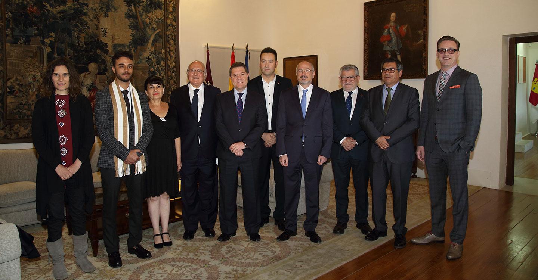 El presidente de Castilla-La Mancha reclama