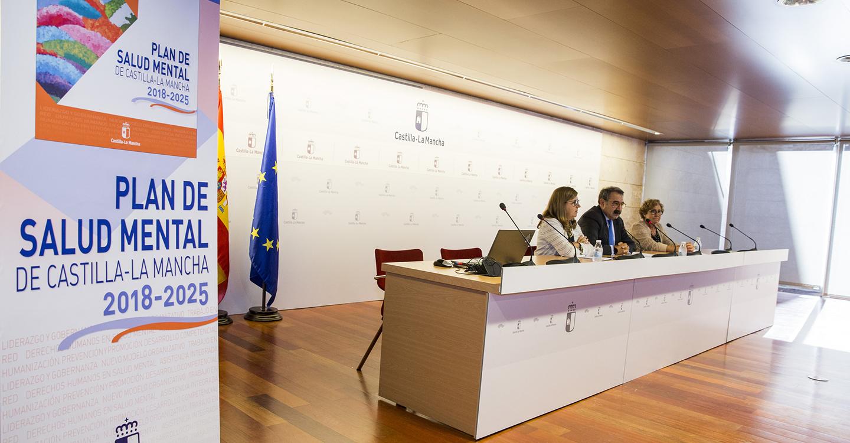 Castilla -La Mancha desarrolla una de las más completas estrategias del país para la prevención del suicidio