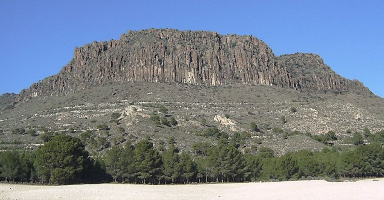 El vulcanismo en Castilla-La Mancha