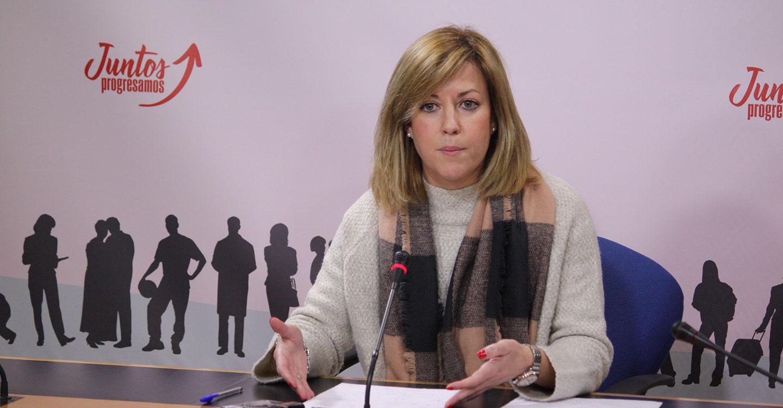 """Ana Isabel Abengózar: """"Lo único que está peor en Castilla-La Mancha es el PP de Núñez"""""""
