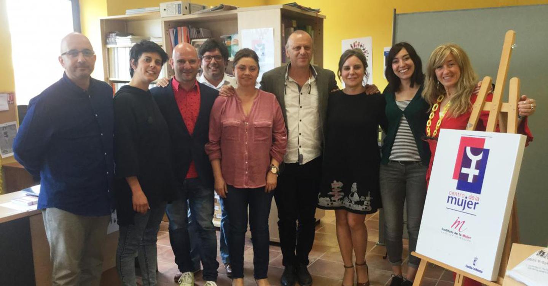 El Gobierno de Castilla -La Mancha analiza con la Fundación CEPAIM las acciones encaminadas a evitar la discriminación múltiple de las mujeres en el medio rural