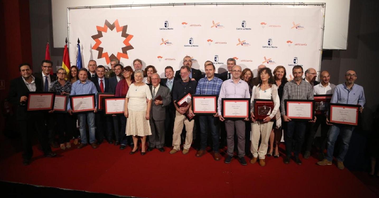 El Gobierno de Castilla-La Mancha anima a los artesanos a participar en los Premios Regionales de Artesanía, cuyas piezas ganadoras serán expuestas en la Oficina de Promoción de Madrid
