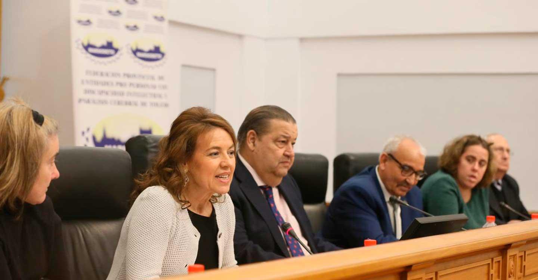 El Gobierno de Castilla-La Mancha está comprometido con las personas con discapacidad y en sintonía con el trabajo que se realiza desde las entidades