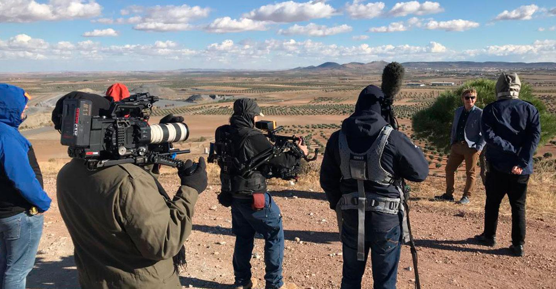 El Gobierno de Castilla-La Mancha participa con stand propio en 'FITUR Cine' a través de la Film Commission