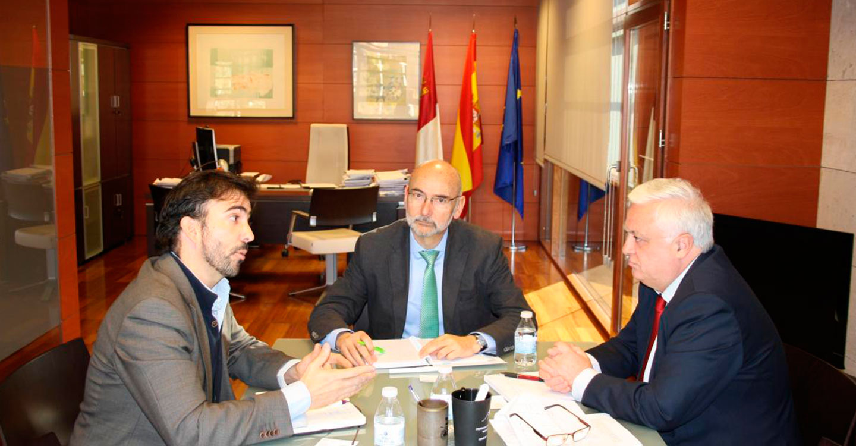 Sanidad se reúne con la entidad financiera Pepper Group en el marco de las actuaciones previstas en el caso iDental