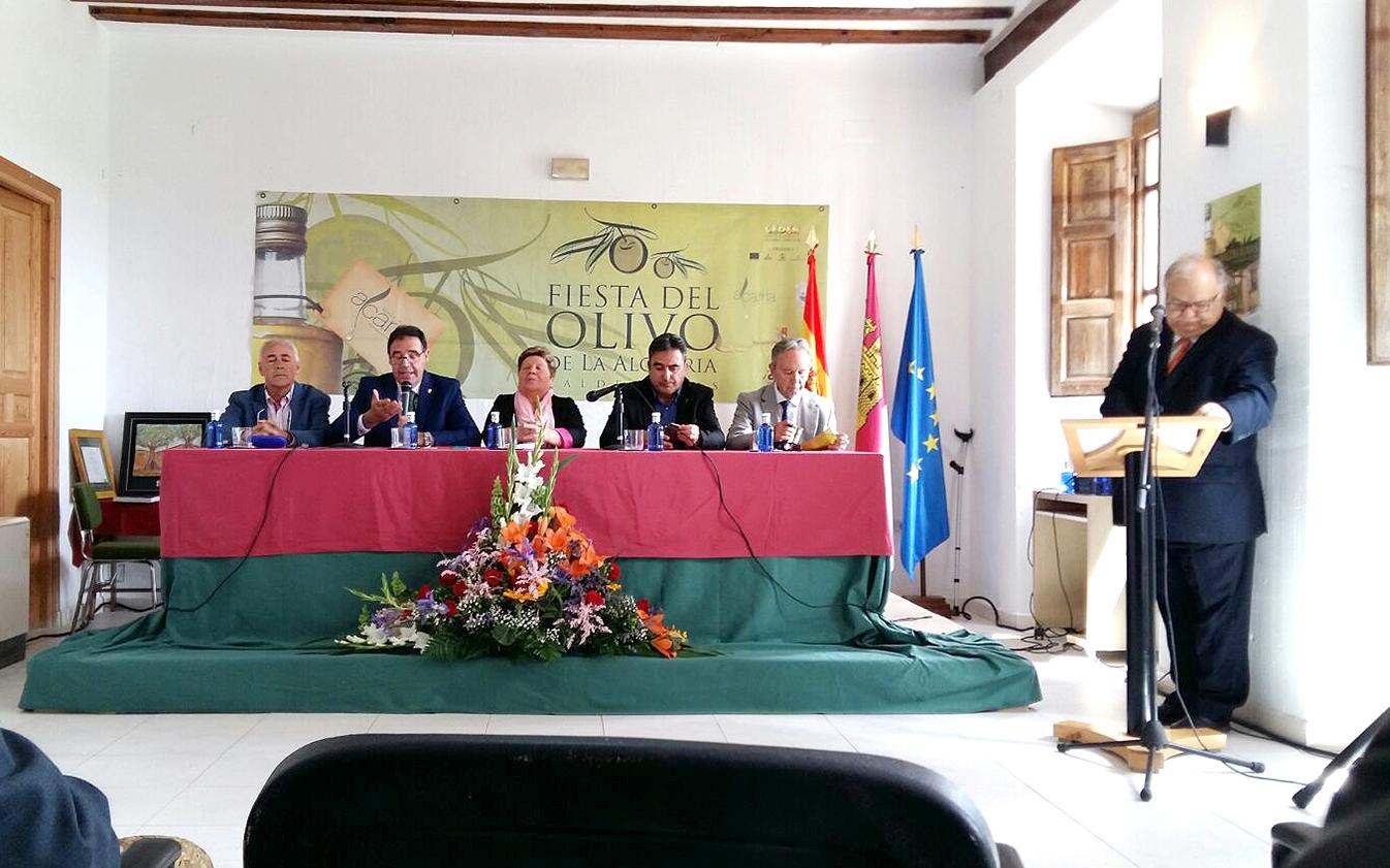 La Diputación  de Cuenca anuncia el apoyo al Ayuntamiento de Valdeolivas para abrir un Museo del Olivo y del Aceite