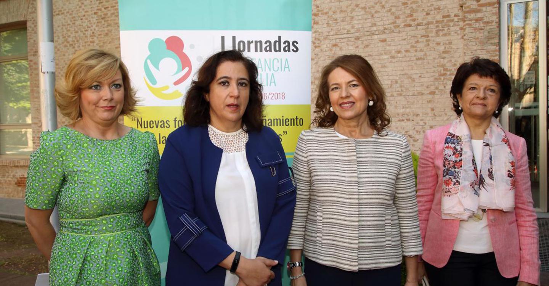 Castilla-La Mancha inicia la consulta pública del anteproyecto de la ley regional de Infancia y Familia