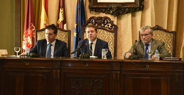García-Page valora que las listas de espera sanitarias de Castilla-La Mancha se sitúen en niveles anteriores a la crisis económica