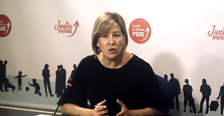 Blanca Fernández ha asegurado que los militantes 'populares' se merecen