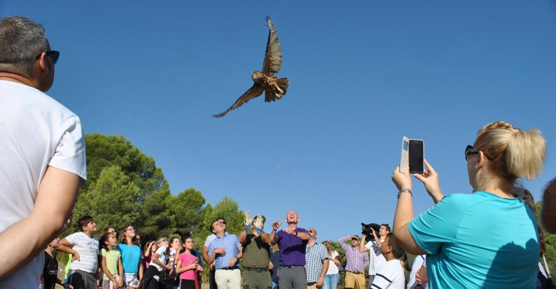 El Gobierno de Castilla-La Mancha es referente en la protección de la naturaleza llegando a todos los ciudadanos a través de las políticas medioambientales