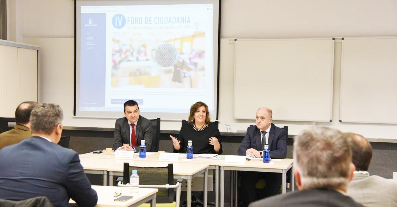 El Gobierno regional recupera e impulsa en esta legislatura la confianza del sector agrario, económico y empresarial de Castilla-La Mancha