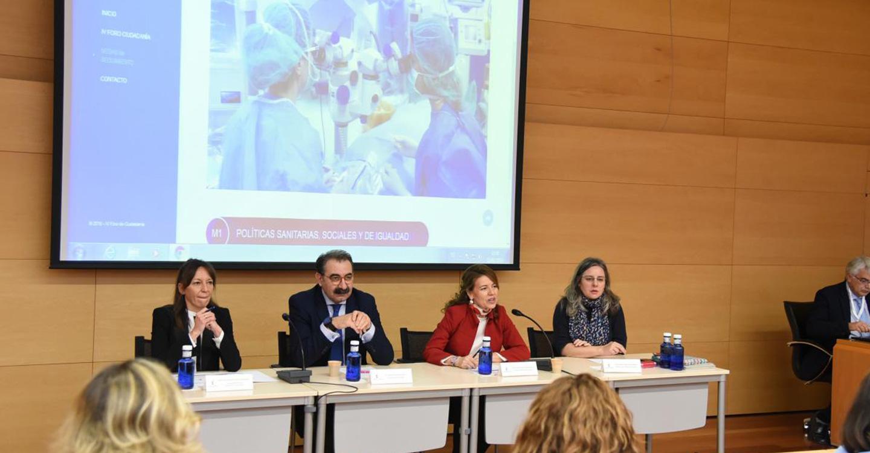 Las políticas en materia social del Gobierno de Castilla-La Mancha han abarcado a todos los sectores de la población