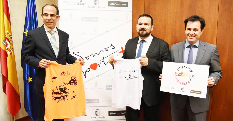 Los escolares de la región recorrerán 384.400 kilómetros para que 'Castilla-La Mancha viaje a la Luna' en un nuevo reto deportivo