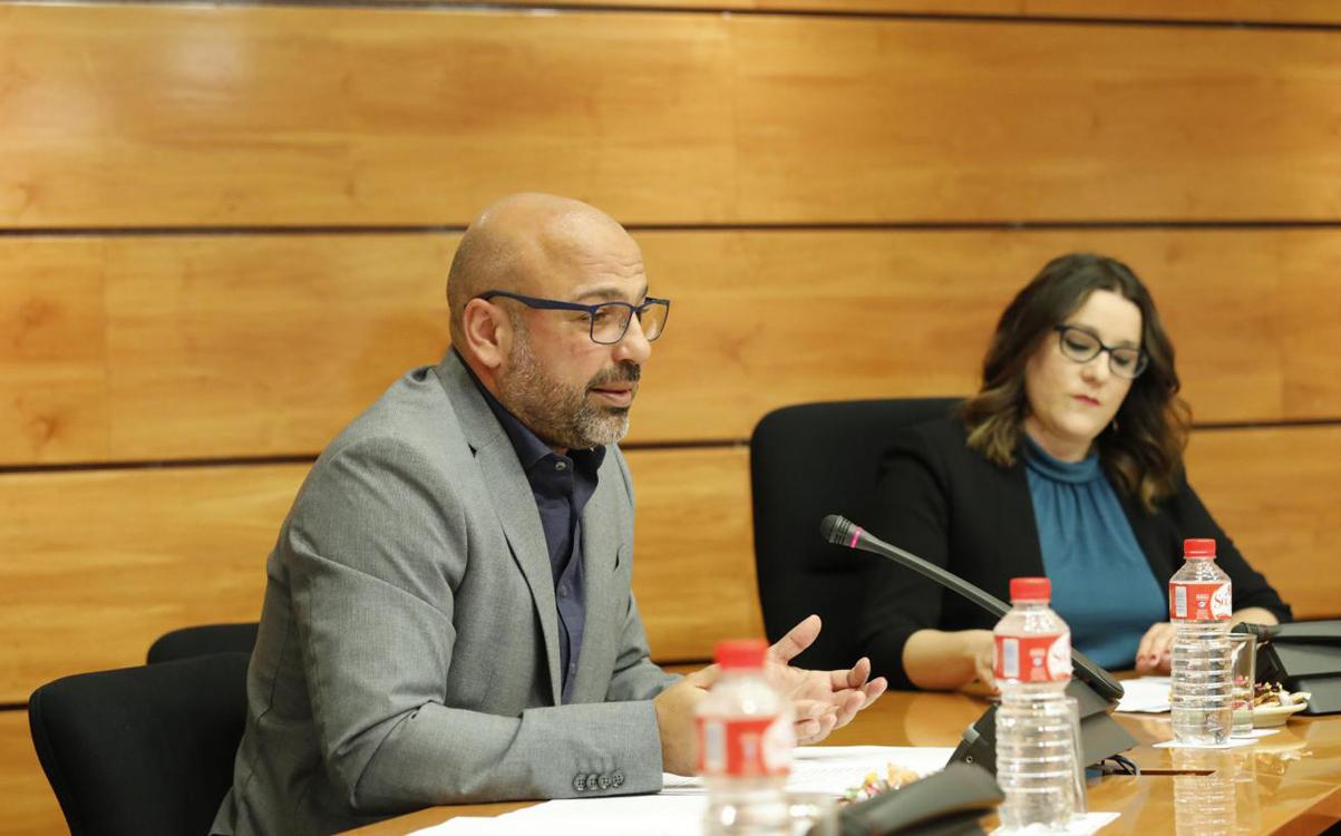 García Molina presenta el primer borrador del Acuerdo Estratégico para la Paz y la Convivencia en Castilla-La Mancha