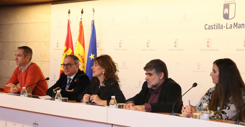 El Gobierno regional mejora el acceso a las nuevas tecnologías y presenta la Web de Centros de Mayores de Castilla-La Mancha