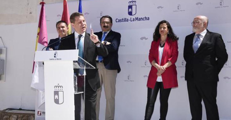 """García-Page asegura que detrás del independentismo catalán sólo hay """"puro egoísmo"""" y ansias de privilegios"""